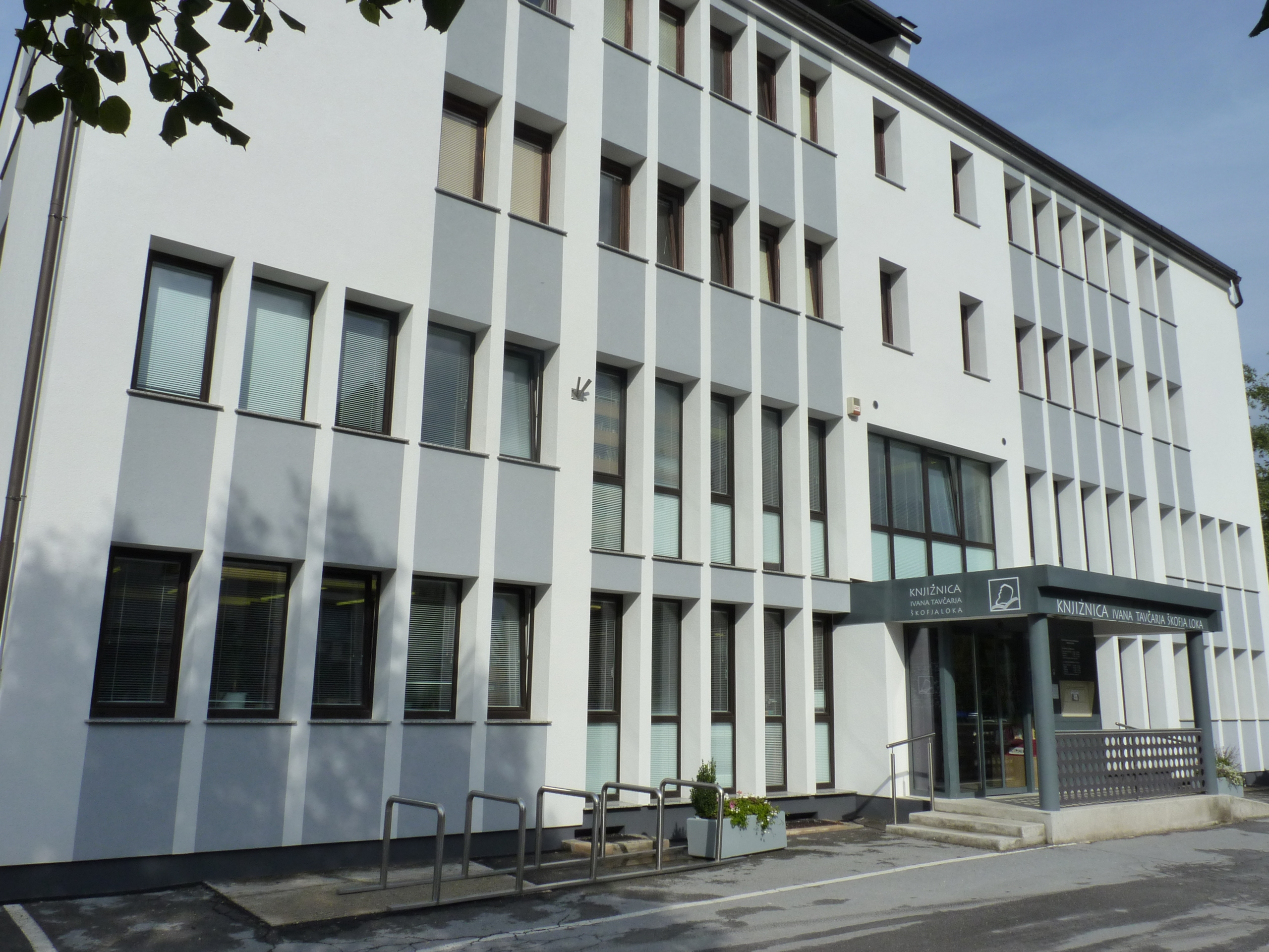 Ivan Tavčar Škofja Loka Library