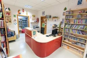 Krajevna knjižnica Poljane