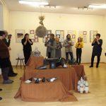 Odprtje razstave Martina Enika