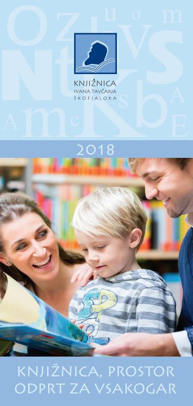 Letno Poročilo Knjižnice 2018