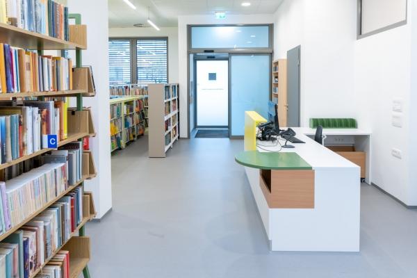 Odprtje Krajevne knjižnice Trata