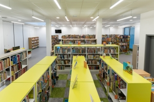 Krajevna knjižnica Trata