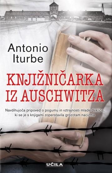 Knjiznicarka Iz Auschwitza Naslovnica