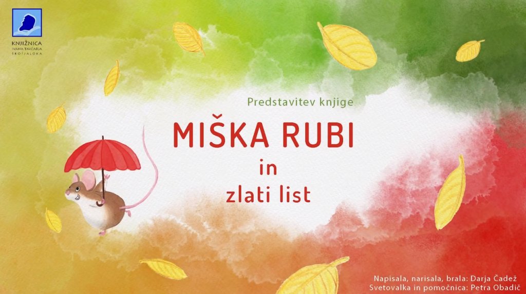 Miška Rubi In Zlati List 1024x573