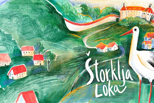 Predstavitev knjige Štorklja Loka