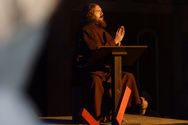 VRTINEC POEZIJE Škofjeloški pasijon Osma podoba: HIERONIM