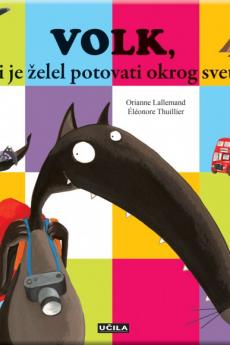 Volk Ki Je Zelel Potovati.. 1 230x345