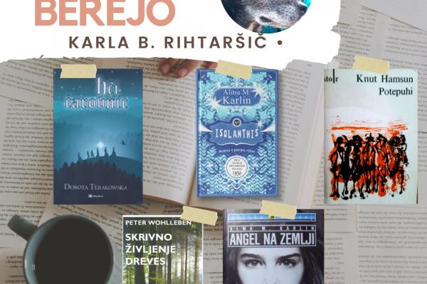 Ločani berejo: KARLA B. RIHTARŠIČ