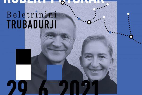 Pogovor s Špelo Kuhar in Robertom Potokarjem, avtorjema knjige Zgodbe slovenske arhitekture