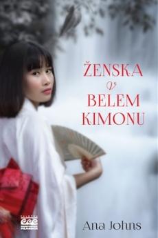 Zenska V Belem Kimonu 230x345