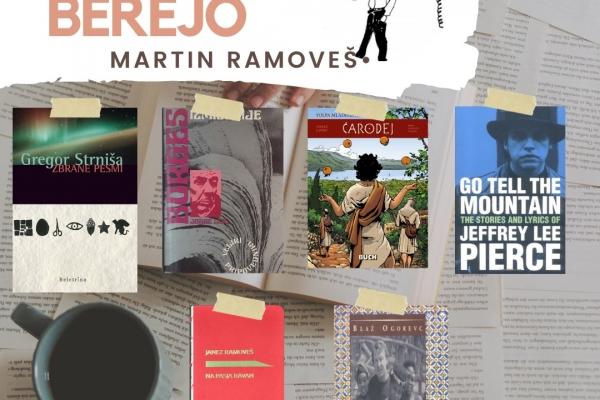 Ločani berejo: MARTIN RAMOVEŠ