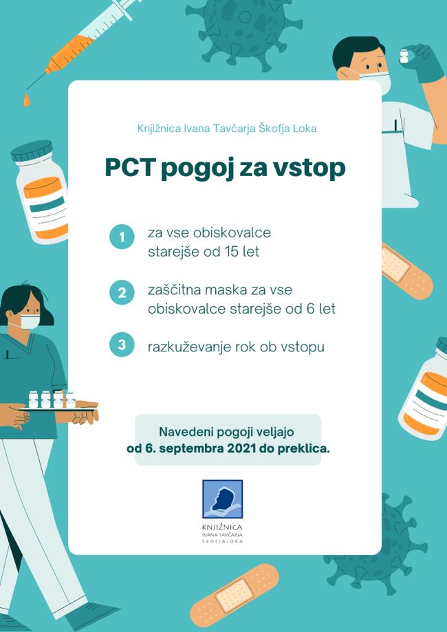 PCT POGOJ 15 Let Pokoncna