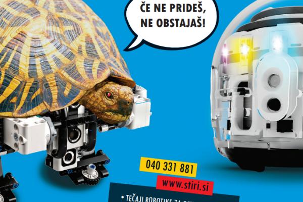 LEGO ROBOTIKA za osnovnošolce