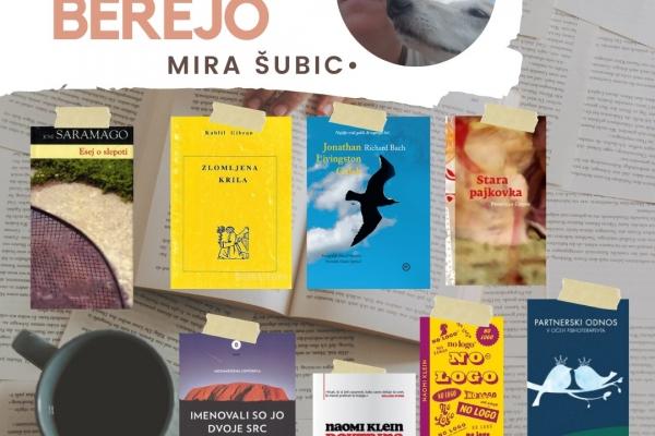 Ločani berejo: MIRA ŠUBIC